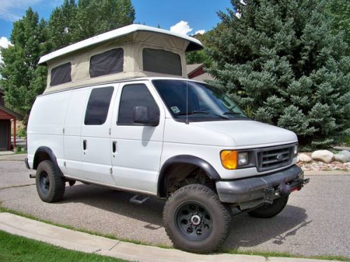 2006 Ford E350 Camper For Sale In Basalt Colorado