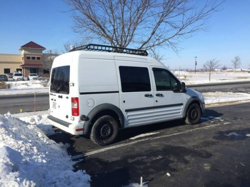 2010 Ford Transit Connect Camper For Sale in Madison ...
