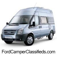 Ford Camper Van For Sale