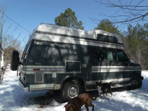 1988 Ford E250 Camper For Sale in Holladay, Tennessee