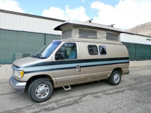 1996 ford sportsmobile camper for sale in palisade colorado. Black Bedroom Furniture Sets. Home Design Ideas