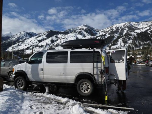 How To Keep Snow Off Van Roof Automated Snow Removal For