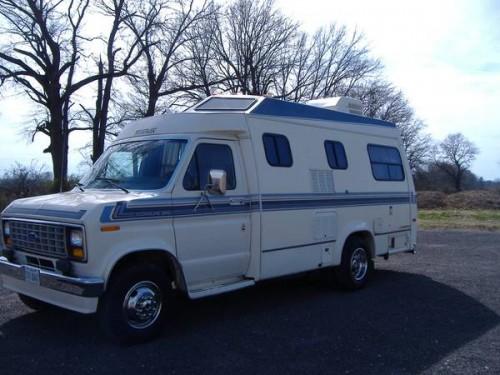 1990 Ford E350 Camper For Sale In Sparta Missouri