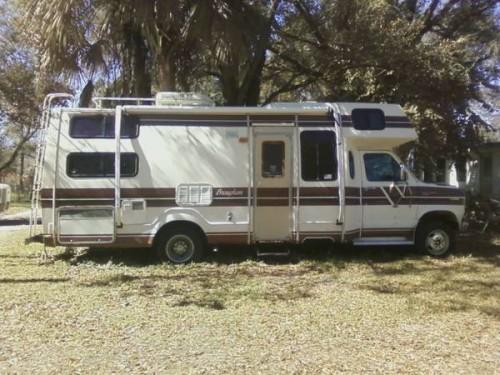 1982 Ford Brougham Camper For Sale In Zephyrhills Florida