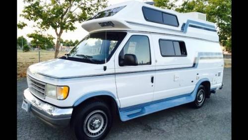 1994 Ford Coachmen Camper For Sale In Vallejo California