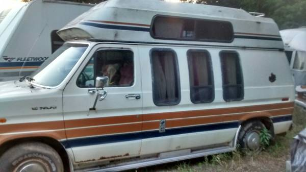 1983 Ford Camper For Sale In Baltimore Maryland