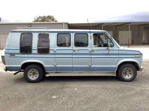1983 Ford E150 Camper For Sale in Jacksonville, Florida