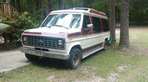 1986 Ford F150 Camper For Sale in Middleburg, Florida