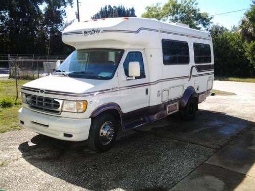 1999 Ford Coachmen Camper For Sale In Hudson Florida