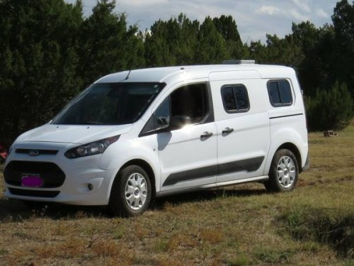Ford Transit Connect Camper Conversion >> 2015 Ford Transit Connect Camper For Sale in Denver, Colorado