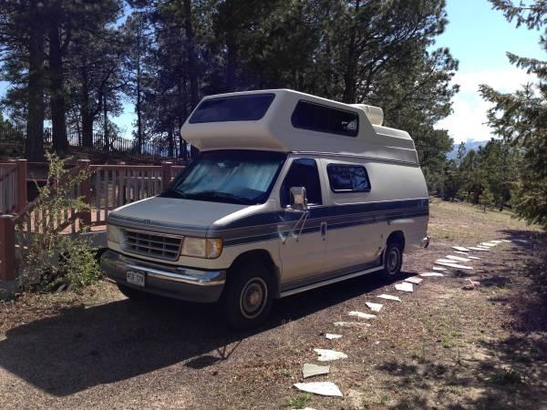 1993 Sportsmobile In Colorado Springs CO