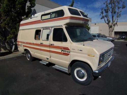 1984 E250 In Fullerton California