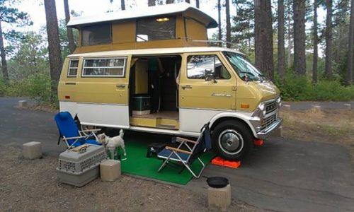 1972 Ford Sportsmobile Camper For Sale In Temecula California