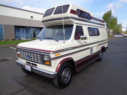 1990 Ford Coachmen Camper For Sale In Vancouver Washington