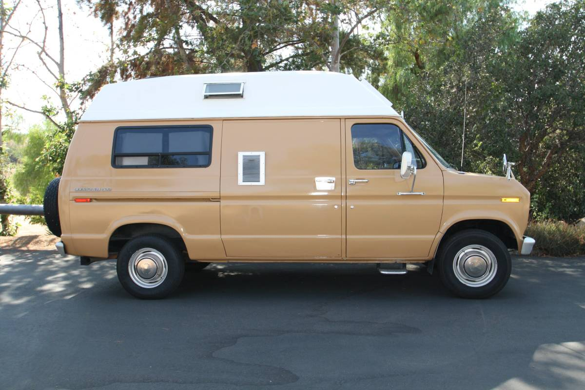 1975 Conversion E250 In Corona California