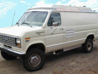 Craigslist Mohave County Az >> Ford Camper Van For Sale in Arizona - Class B RV Classifieds